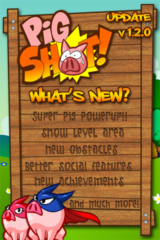 Pig Shot changelog v1.2.0